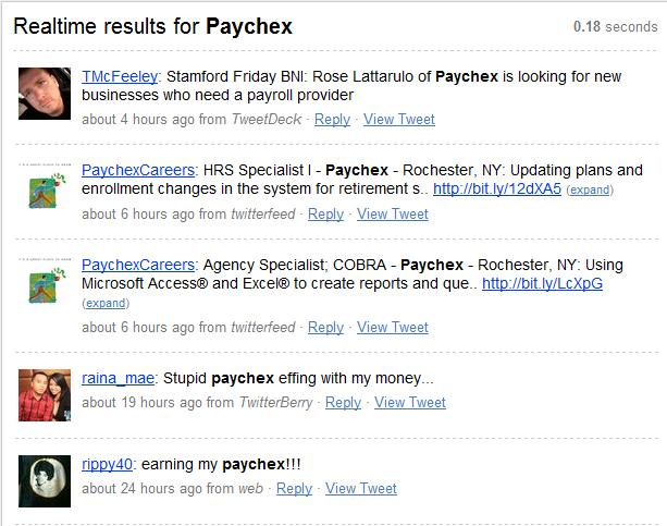 PaychexTweetSample
