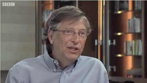 Bill Gates on BBC: Buffett is Unique Leader