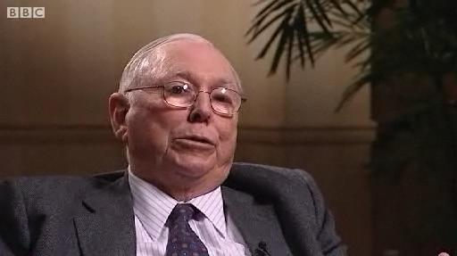 Charlie Munger's Latest Parable: Basically, It's Over