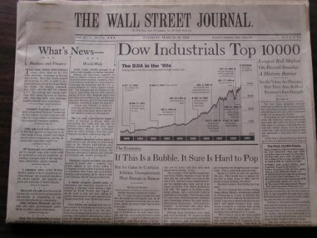 Dow 10,000 and the Lost Decade