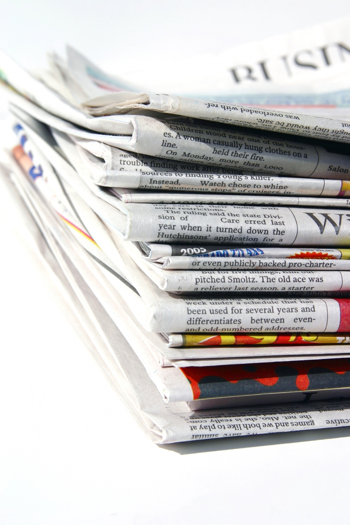 Newspapers: Era of Unprecedented Plenty?