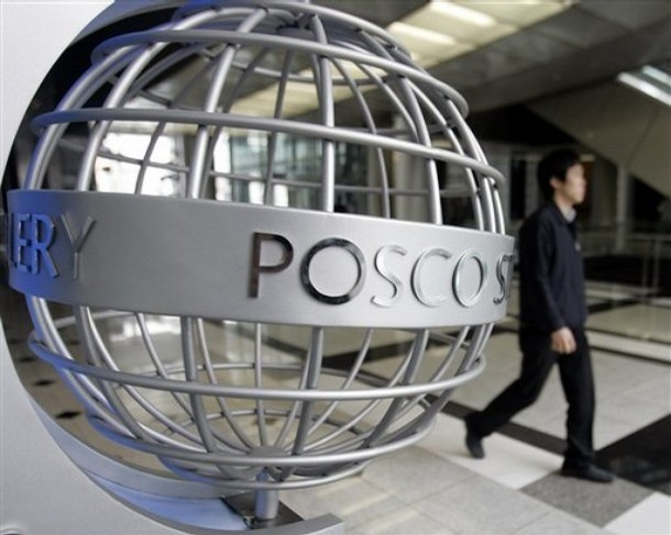 Buffett May Increase Position in Posco