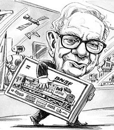 Buffett Buys a Railroad