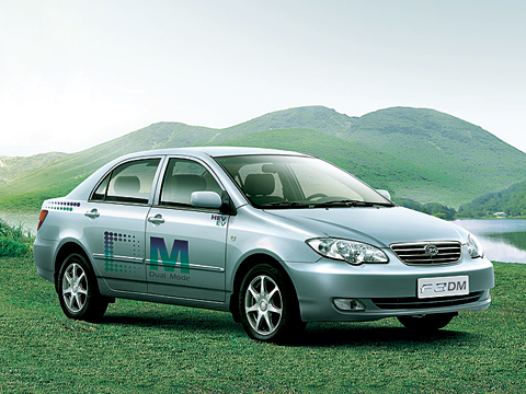 BYD Offers Dual Mode Hybrid to Individual Buyers in China