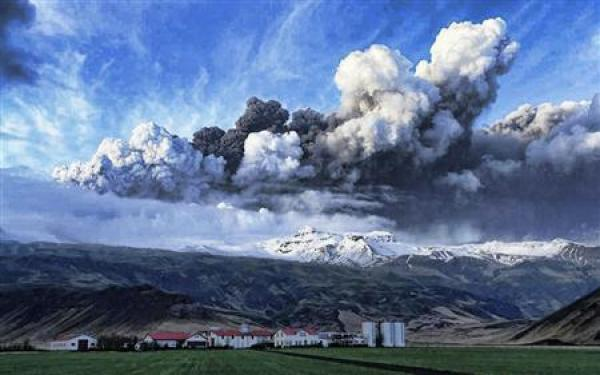 Iceland Volcano Eruption May Result in Significant Insurance Claims