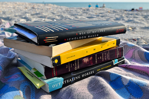 Ten Books for Summer Reading